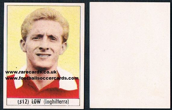 1965 Denis Law 312 Baggioli